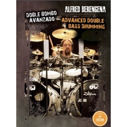 Advanced Double Bass Drumming - Alfred Berengena