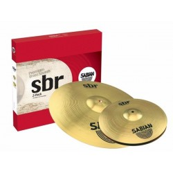 SABIAN Set SBR 2 Pack