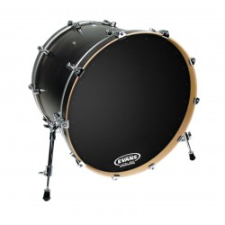 "Evans 20"" EQ1 Resonant Black BD20RA"