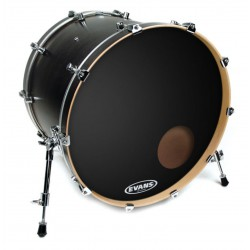 "Evans 26"" EQ3 Reso Black BD26RB"
