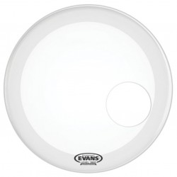 EVANS 18 EQ3 Resonant Coated White BD18RGCW