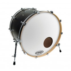 "Evans 18"" EQ3 Coated White BD18RGCW"