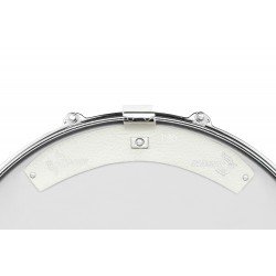 Snareweight M80 White Overtone Damper