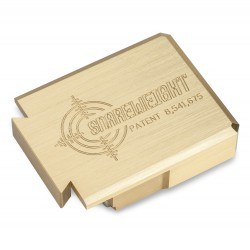 Snareweight #5 Brass Overtone Damper