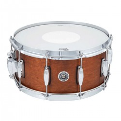 Gretsch Brooklyn Satin Mahogany 14x6.5""