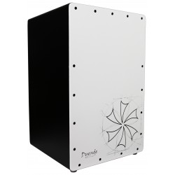 Duende Cajón First 2.0 Black/White