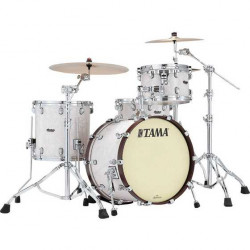 Tama Starclassic Maple Studio Snow White Pearl