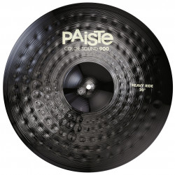 "Paiste Ride 20"" 900 Color Sound Black Heavy"