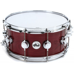 """DW Collector 14x6.5"""" Lacquer Purple Outlet"""