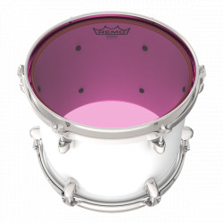 Remo 10 Emperor Colortone Pink BE-0310-CT-PK