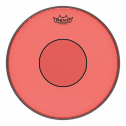 Remo 13 Powerstroke 77 Colortone Red P7-0313-CT-RD