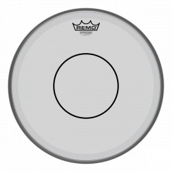 "Remo 14"" Powerstroke 77 Clear Smoked P7-0314-CT-SM"