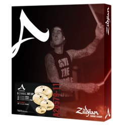 Zildjian A Custom Professional Set