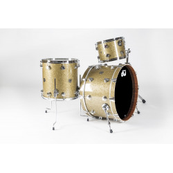 DW Contemporary Classic Rock Finish Ply Gold Glass