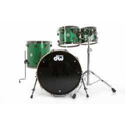 DW Collector Standard Finish Ply Green Glass