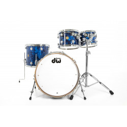 DW Jazz Series Standard Finish Ply Blue Moonstone