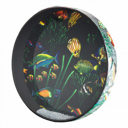 "Remo ET-0222-10 Ocean Drum 22"" Fish"