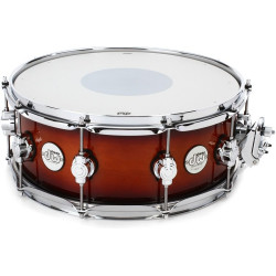 DW Design Tobacco Burst 14x5.5""