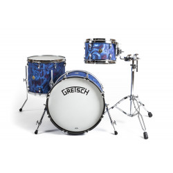Gretsch Broadkaster Studio Peacock Satin Flame