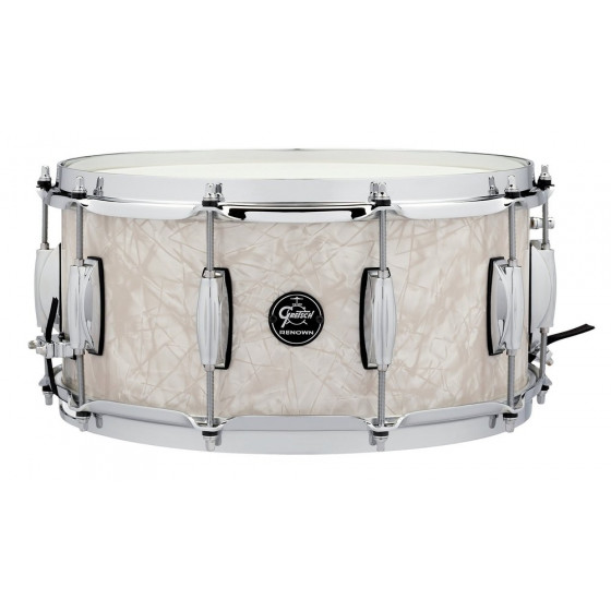 Gretsch 14x6.5 Renown Maple Vintage Pearl