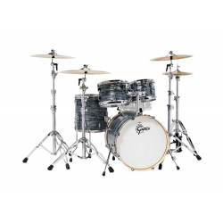 Gretsch Renown Maple Standard Silver Oyster Pearl