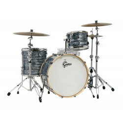 Gretsch Renown Maple Rock II Silver Oyster Pearl