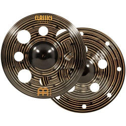 "Meinl Stack Trash 16"" Classics Custom Dark CC-16DASTK B Stock"