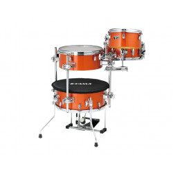 Tama Cocktail-Jam Bright Orange Sparkle