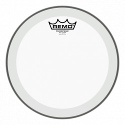 "Remo 10"" Powerstroke 4 Clear P4-0310-BP"