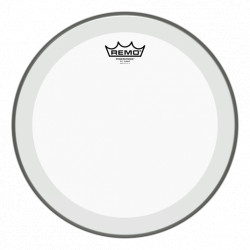 """Remo 13"""" Powerstroke 4 Clear P4-0313-BP"""
