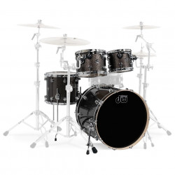 DW Performance Fusion Pewter Sparkle