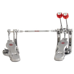 Gibraltar 9711GD- DB G Class Double Bass Pedal Direct Drive