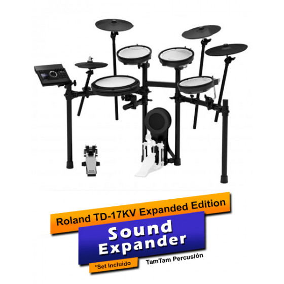Roland TD-17KV Expanded Edition