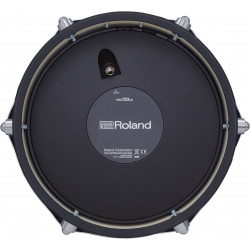 Roland PDA120LS-BK Electronic Snare Drum