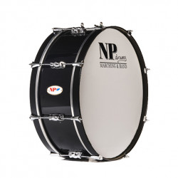 NP DRUMS Bombo Marcha 50x20 Forrado Cromo