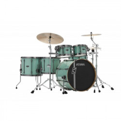 Tama Superstar Hyper-Drive Studio Rock Seafoam Green