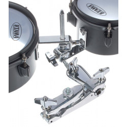 Tama MT1012STBK Metalworks Mini-Tymp 10+12""