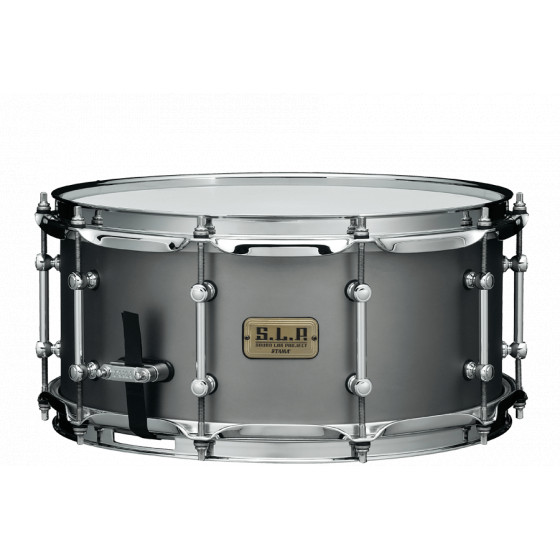 Tama S.L.P. 6.5x14 Sonic Stainless Steel Snare Drum