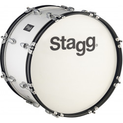 Stagg MABD-2612 Marching Bass Drum 66x30 cms