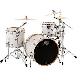 DW Performance Studio II White Marine Pearl B Stock