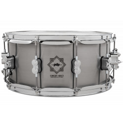 """PDP by DW Concept Select Steel 14x6.5"""""""