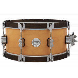 PDP by DW Concept Maple Classic Natural/Walnut 14x6.5""