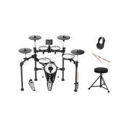 Delta Drums TDX-25S Electronic Drumset Pack