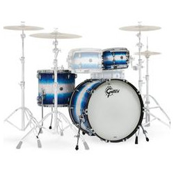 Gretsch Brooklyn Studio Blue Burst Pearl