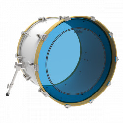 "Remo 20"" Powerstroke 3 Colortone Blue P3-1320-CT-BU"