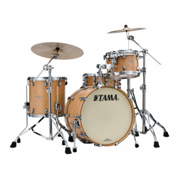 Tama Starclassic Maple Studio Vintage Figured Maple (Cromado)