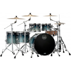 Mapex Saturn Renew Standard Rock Teal Blue Fade