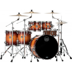 Mapex Saturn Evolution Studio Rock Exotic Sunburst