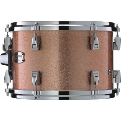 """Yamaha Absolute Hybrid Floor Tom 14x13"""" Pink Champagne Sparkle"""