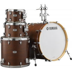 Yamaha Tour Custom Standard Chocolate Satin